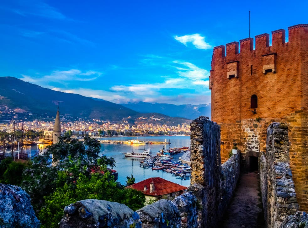 Antalya offers the cheapest five stars