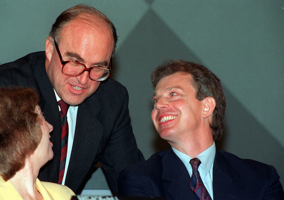 A Life in Focus: John Smith, Labour Party leader, 1992 to