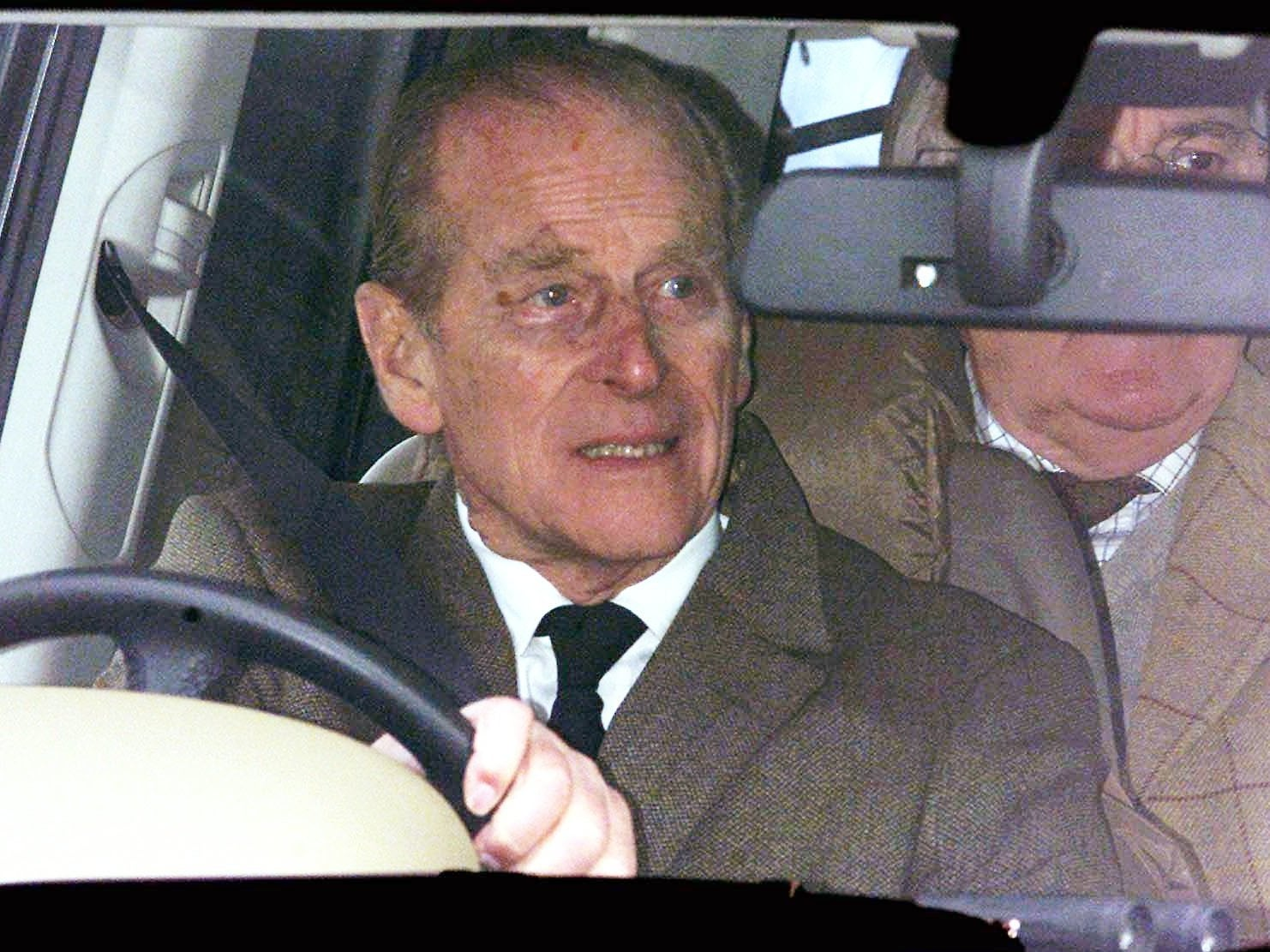 Prince Philip car crash: Duke of Edinburgh escapes unhurt after accident near Sandringham Estate
