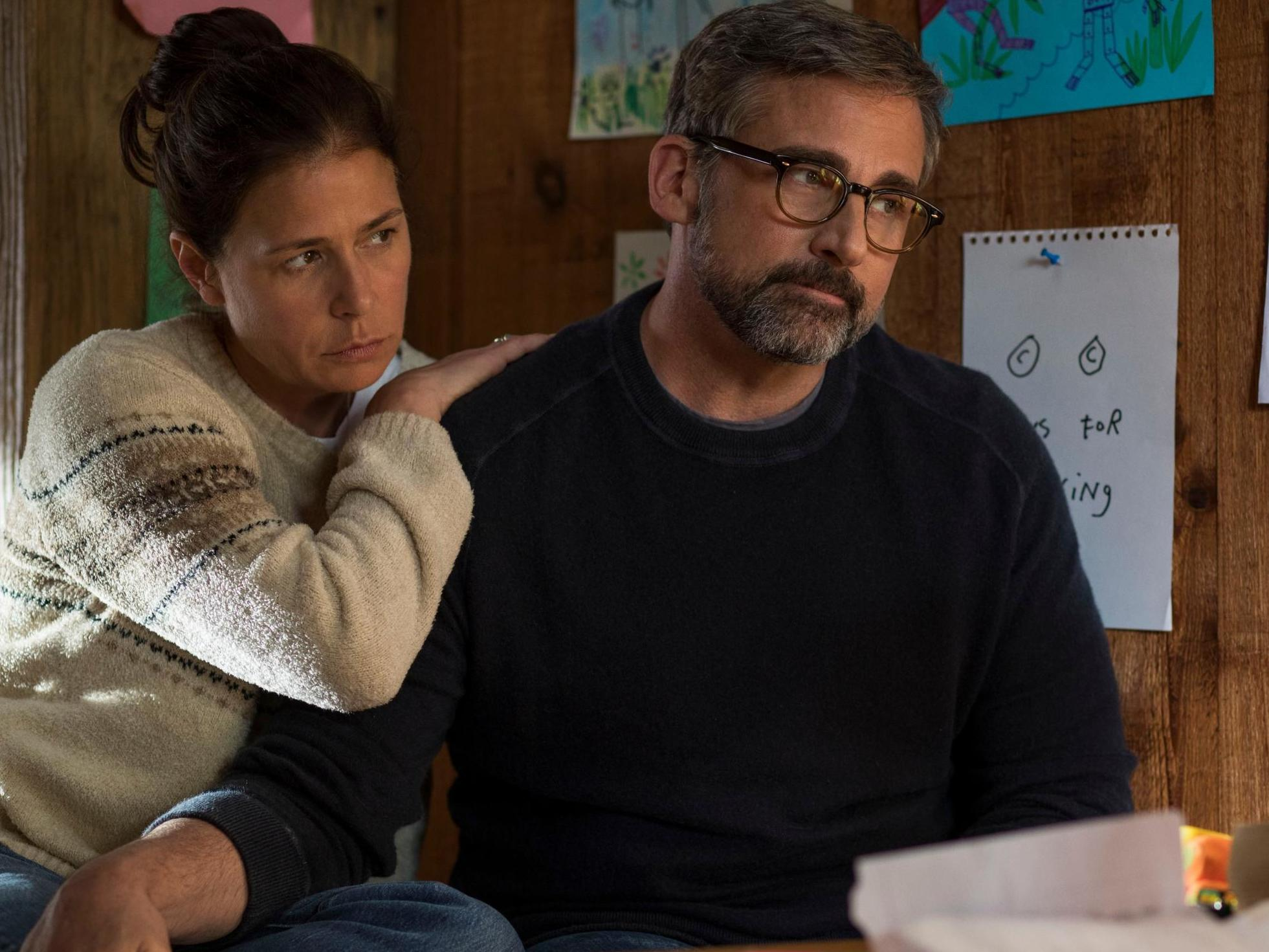 Steve Carell film Beautiful Boy is distracting Office US fans thanks to unexpected reunion