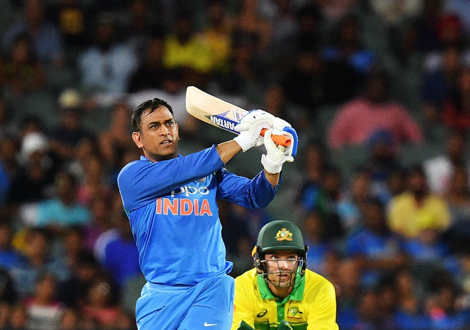 MS Dhoni whipped off his helmet and led India to victory in Adelaide, even as his nation doubted him