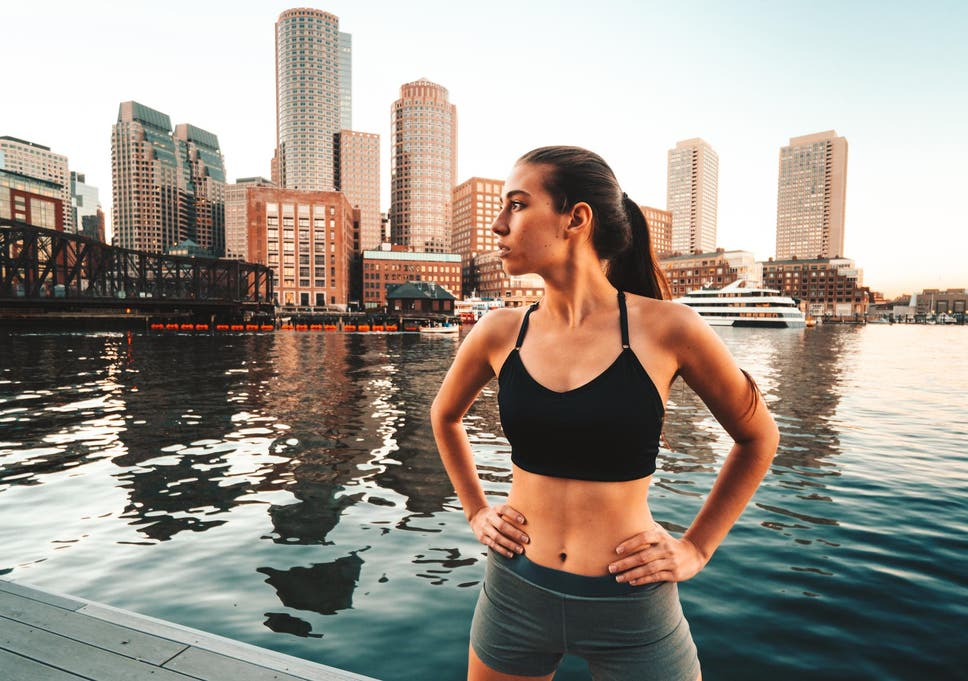 7fd29cfaba The best sports bras for every level of effort