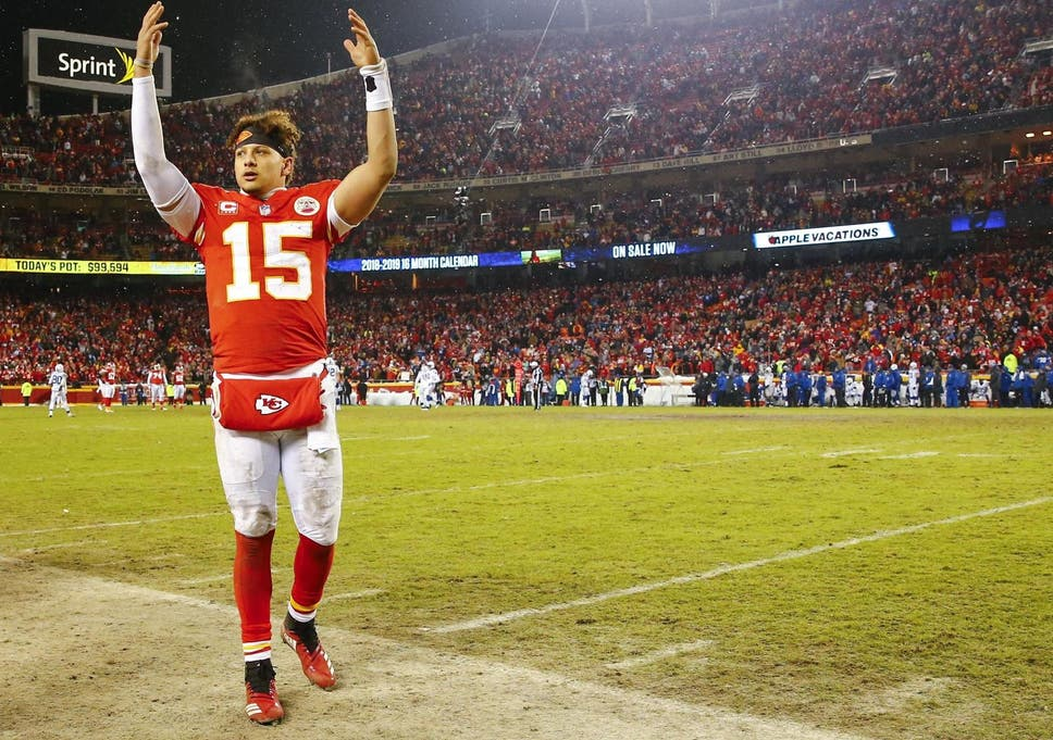 Nfl Playoffs Preview Patrick Mahomes Faces Tom Brady In