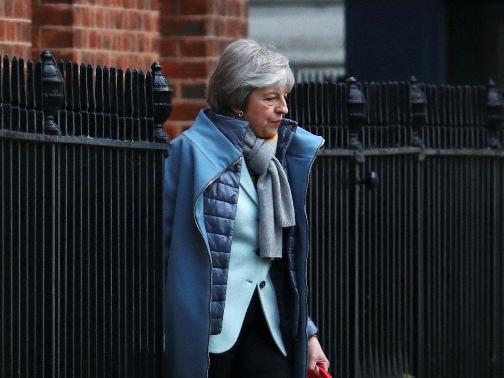 Conservative MPs turn on Theresa May over threat to scrap Human Rights Act after Brexit: 'A big mistake'