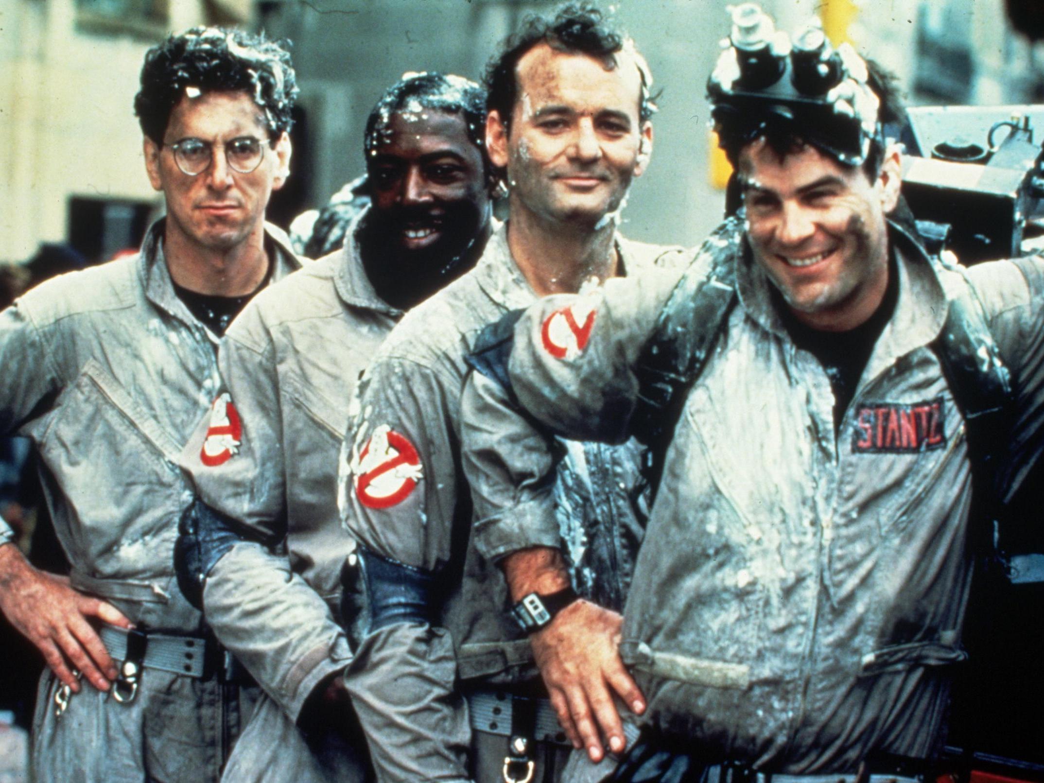 Ghostbusters sequel: Ernie Hudson, Bill Murray and Dan Aykroyd are 'in'