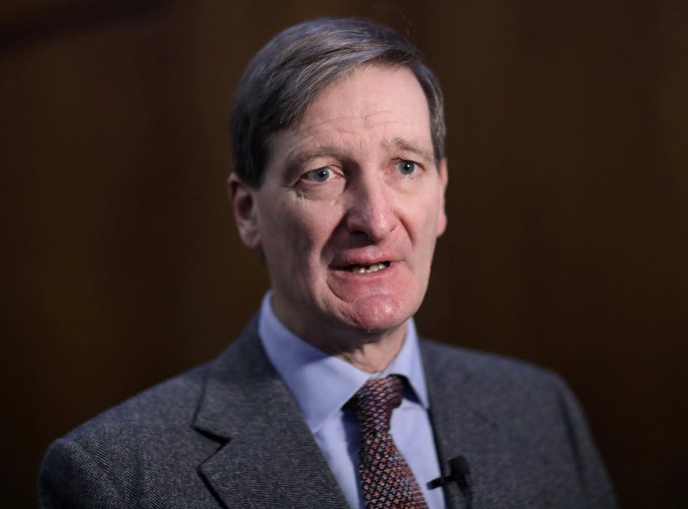 'We know where you f***ing live,' said voicemail for Dominic Grieve
