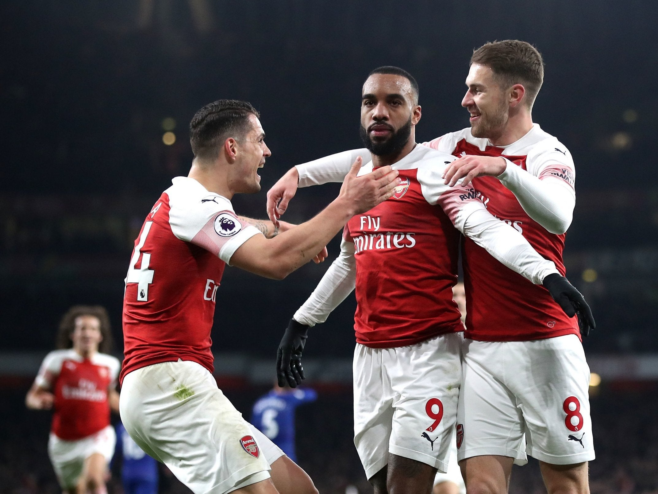 e30122c329d Arsenal outdo Chelsea for force and will in unusual display of unity as  Maurizio Sarri s Blues continue to lack focus