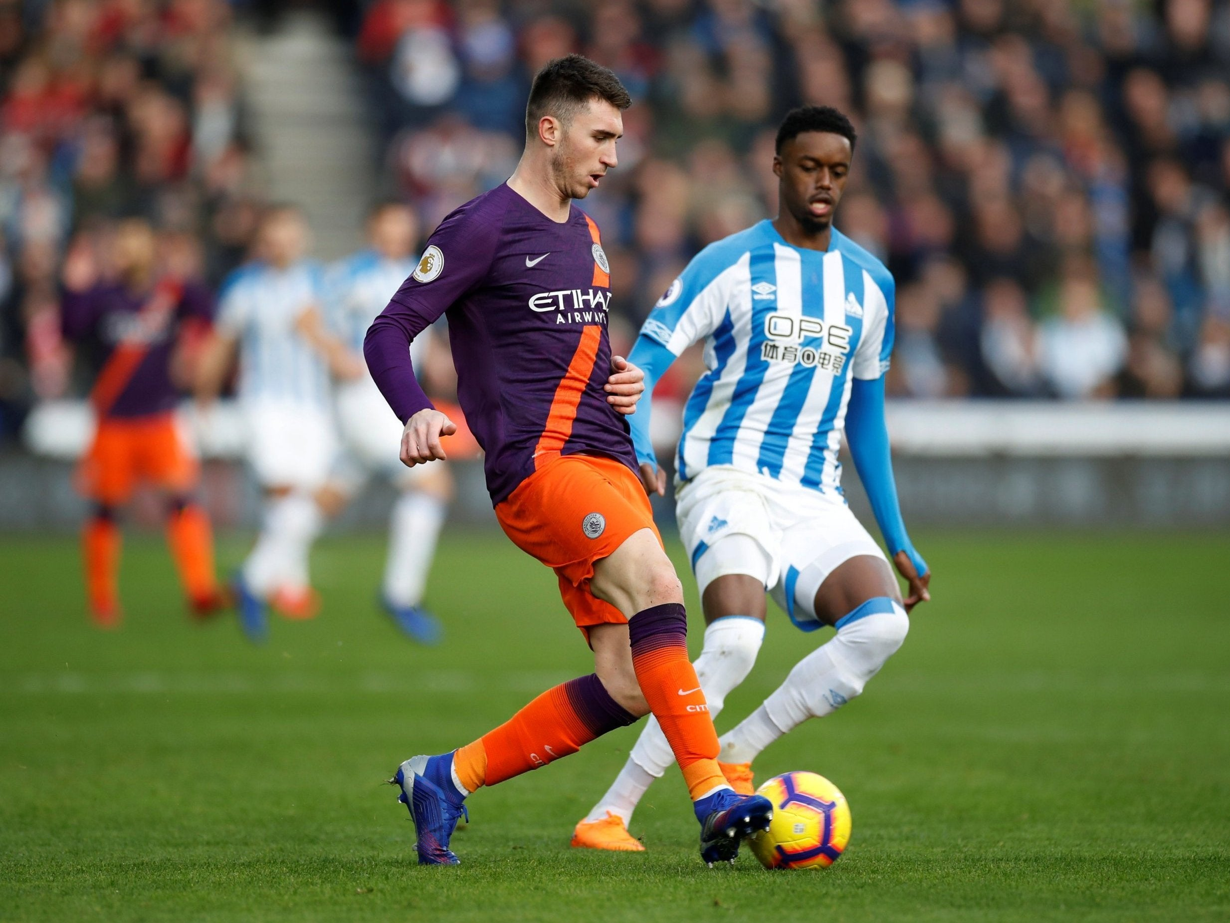 Huddersfield Town vs Man City - LIVE: Score, goals and