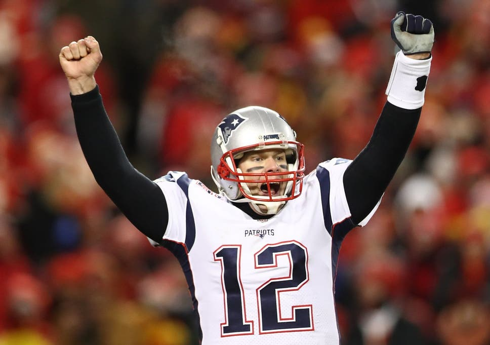 Super Bowl 2019  Tom Brady inspires Patriots past Chiefs in thriller ... d9d9b8923