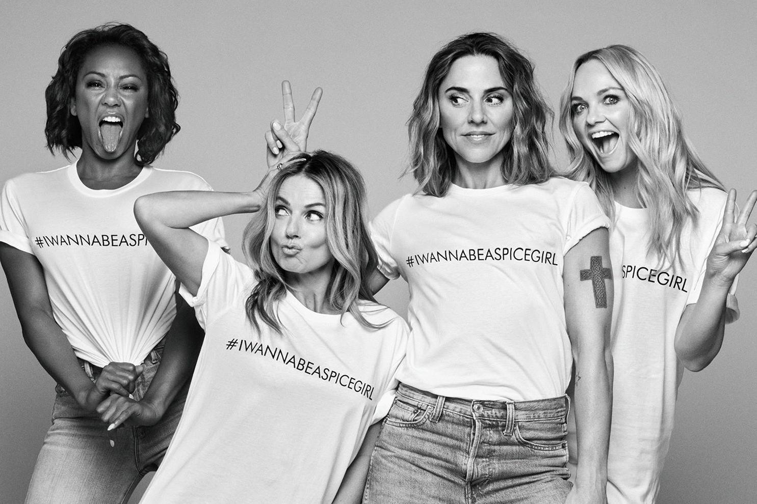 e3f4f3b857a News · Spice Girls T-shirts ...