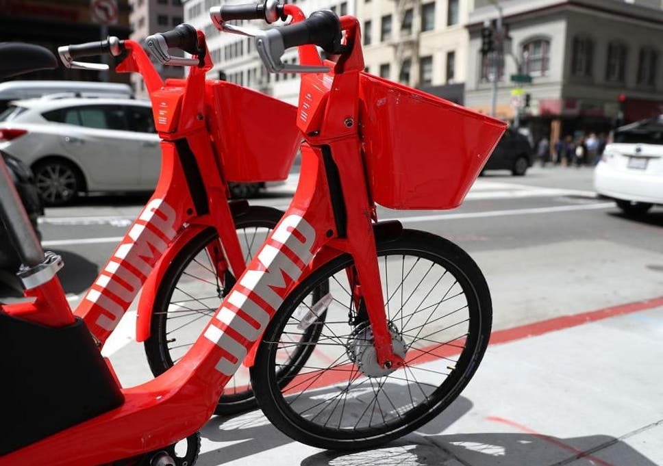 ff702ae150f Uber plans self-driving bicycles and electric scooters that can charge  themselves