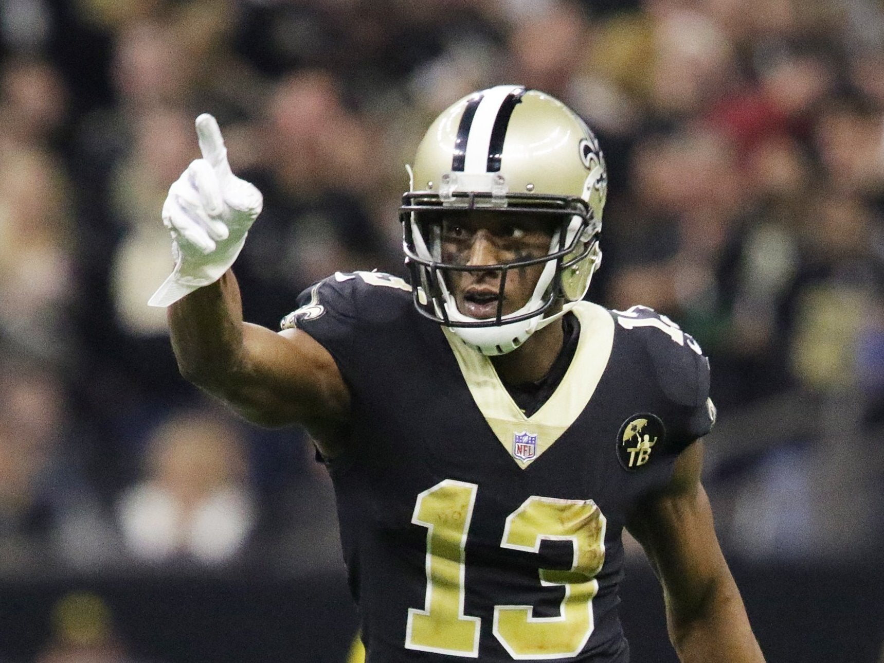 New Orleans Saints Star Michael Thomas Calls For Nfl To Replay Nfc Championship Game After Officiating Blunder The Independent The Independent