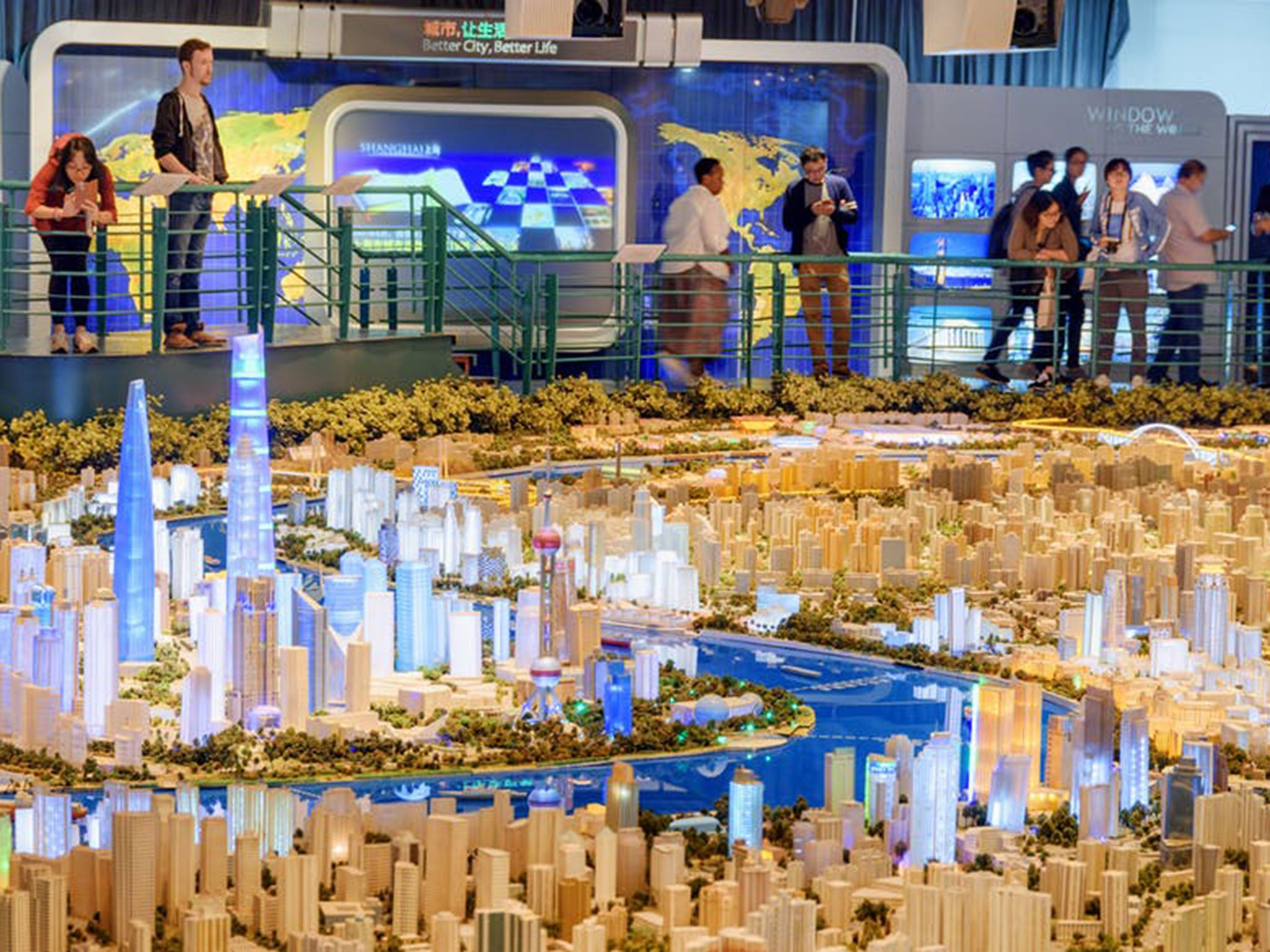 Urban rooms allow people to design their city's future