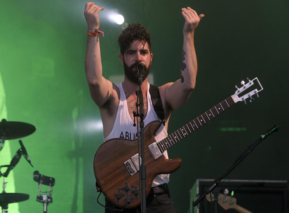 Foals are headlining Truck festival in their home county of Oxfordshire