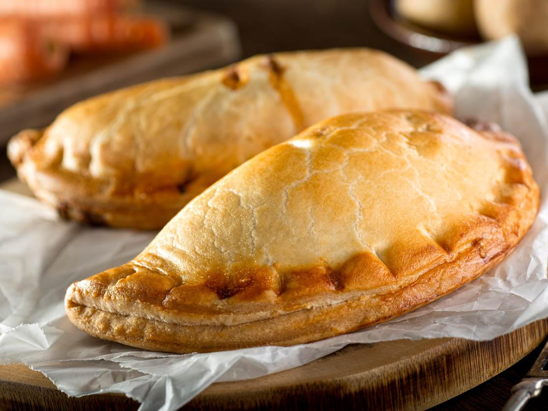 Vegan Cornish pasties go on sale, sparking backlash from traditionalists