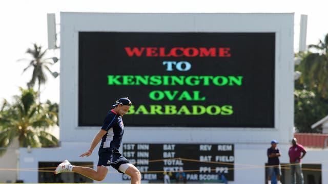 Joe Root ahead of the Test series in the West Indies