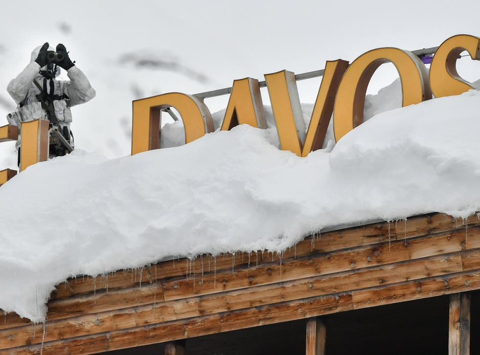 A venue for Crony Capitalism? That's what the Institute of Economic Affairs has to say about the World Economic Forum in Davos