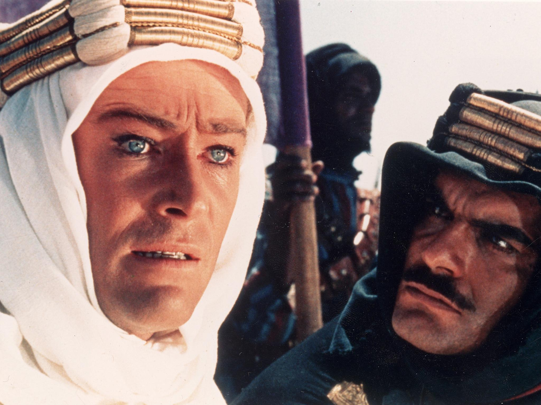 10. Lawrence of Arabia