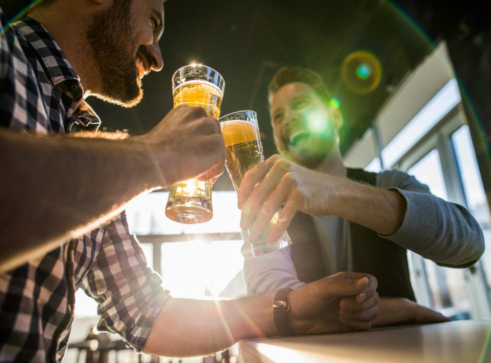 Opting for a low-alcohol beer will not only benefit your health, but minimise the chances of a sore head the following day