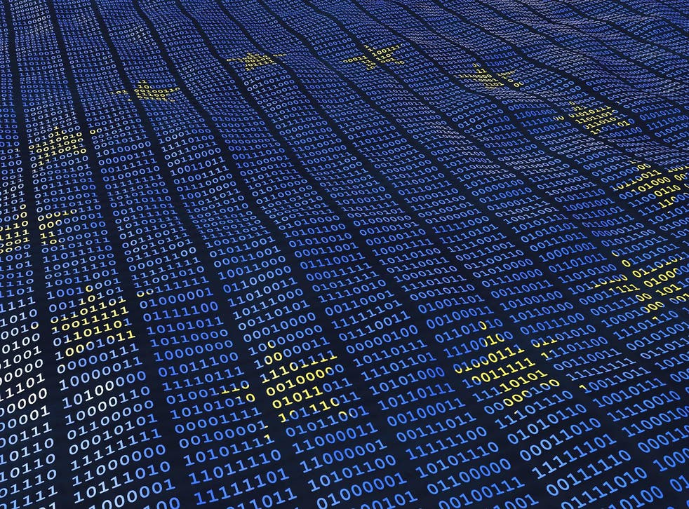 <p>GDPR was established to protect the private data of EU citizens </p>