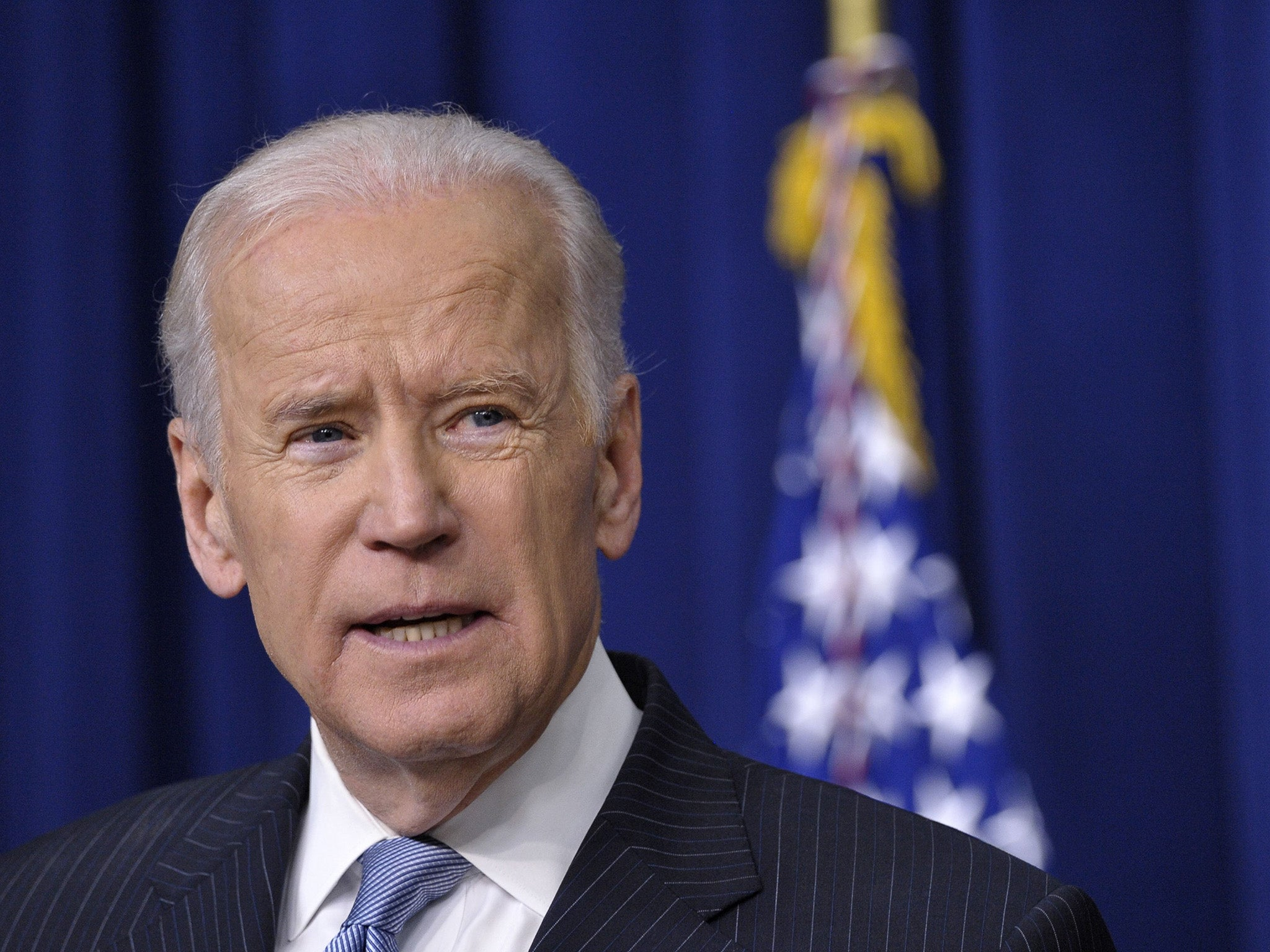 Joe Biden says he 'regrets' supporting 'tough-on-crime' drug laws in 1990s as he considers presidential bid | The Independent | The Independent
