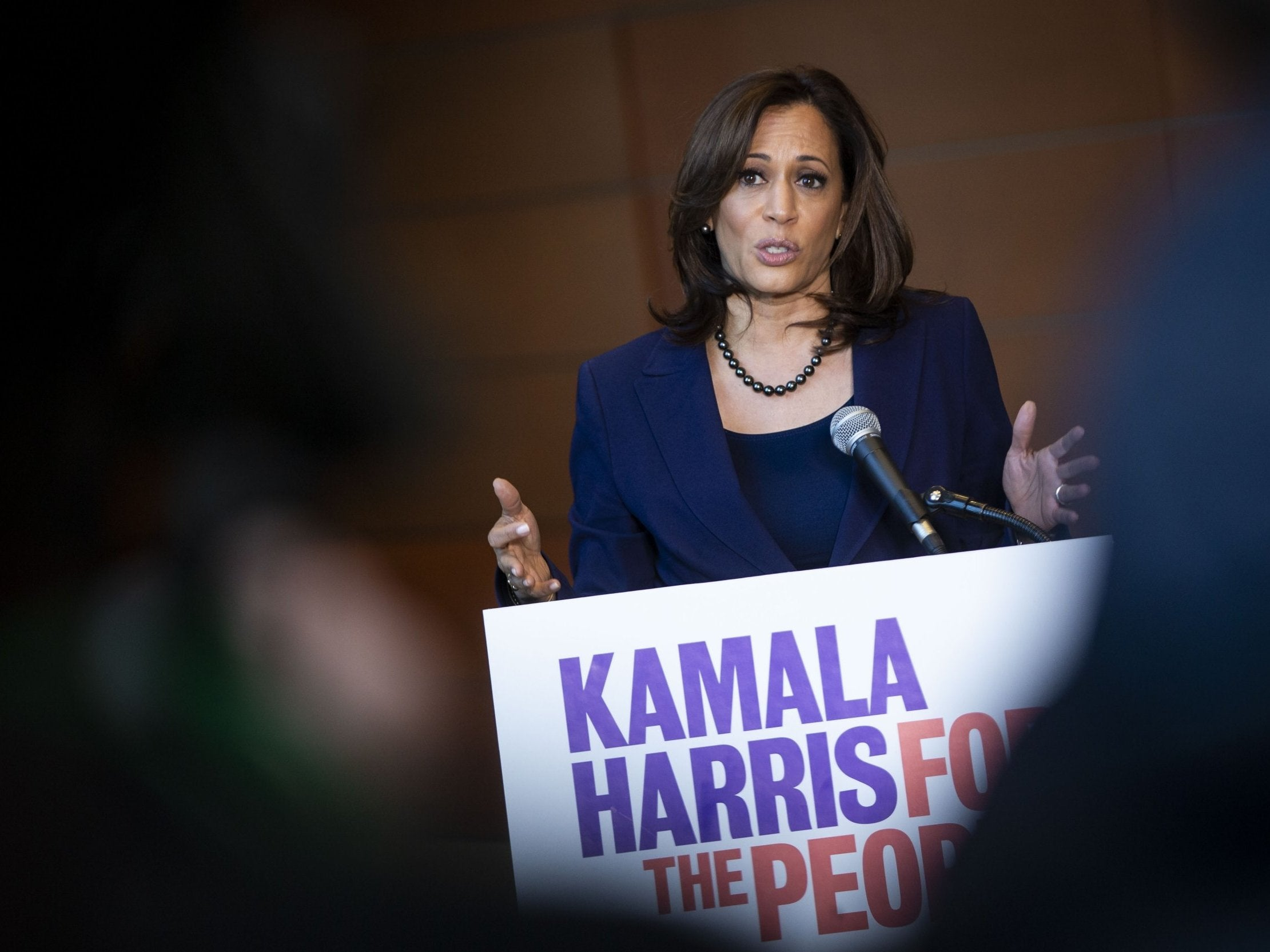 Kamala Harris presidential campaign attracts more donors in day one