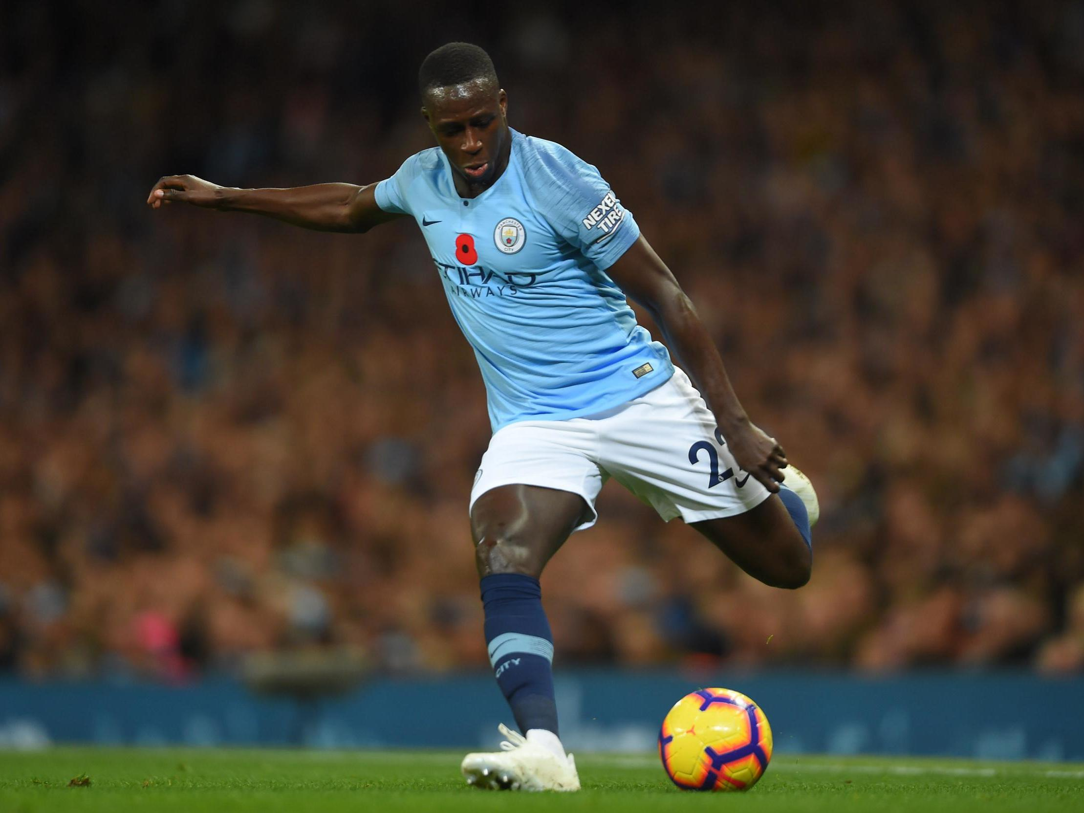 Pep Guardiola wants Benjamin Mendy to reach full potential at Manchester City