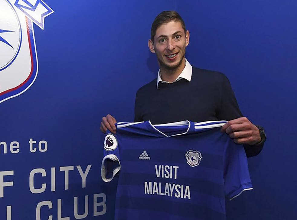 <p>Emiliano Sala's family are launching legal action against Cardiff City</p>