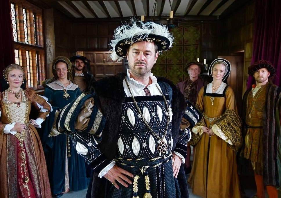 8a9fb57c57b Danny Dyer s Right Royal Family review  The saintly presenter is one of  Britain s finest ambassadors