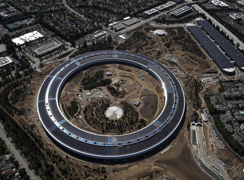 Apple Park, the new headquarters in Cupertino designed by Lord Norman Foster, cost roughly $5bn, and will house 13,000 employees when everyone has moved in