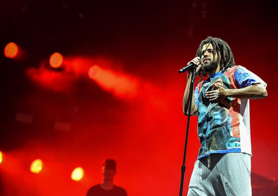 J Cole shows love for fellow hip hop stars on new track 'Middle