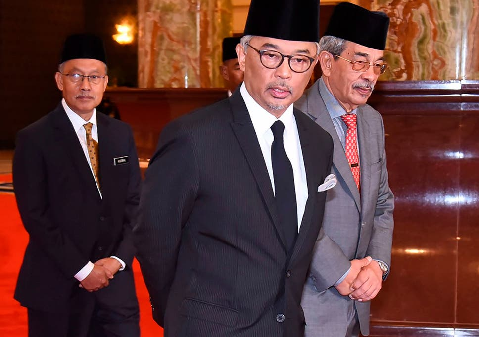 34fd3b09e Sultan Abdullah: How Malaysia chooses its new king in bizarre 'rotational  monarchy'