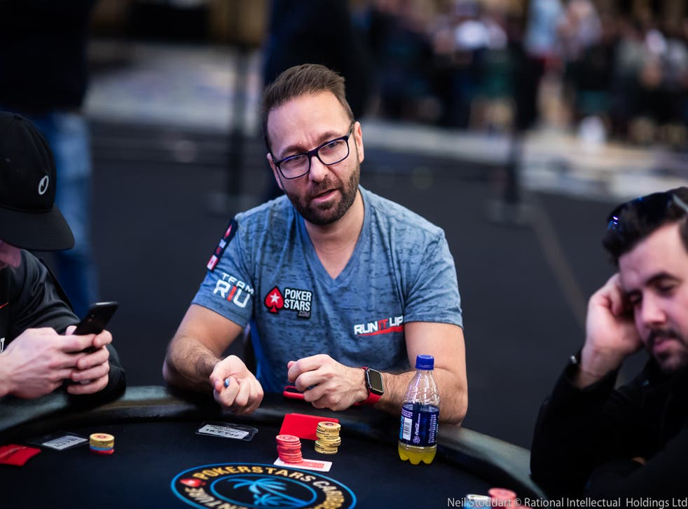 Daniel Negreanu I Think It S Easier Than It S Ever Been To Become A Professional Poker Player Right Now The Independent The Independent