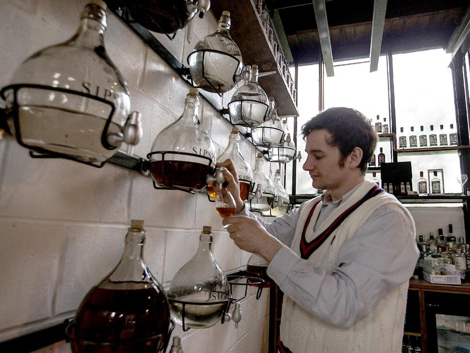 The Sipsmith gin distillery is at the forefront of the resurgence of once-maligned tipple