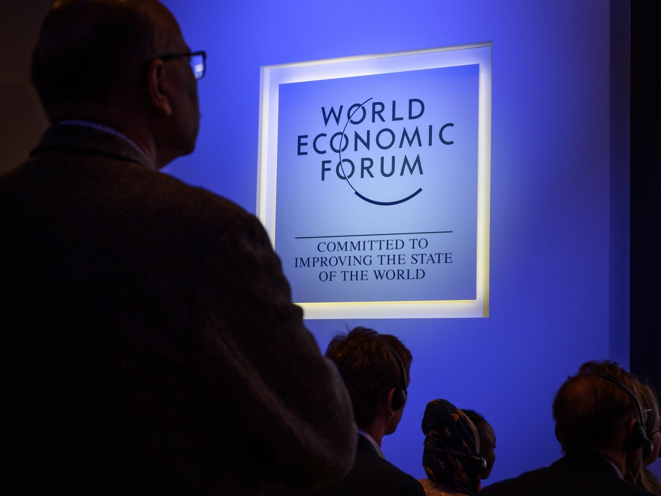 The world order is worth saving – but Davos isn't the way to do it