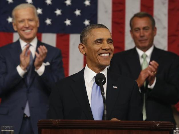 Obama photographer Pete Souza mocks Trump with old State of the Union picture