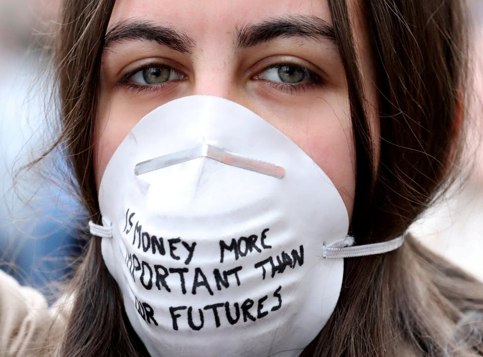 <p> Science is now indicating that some 'tipping points' are being approached in the climate crisis</p>