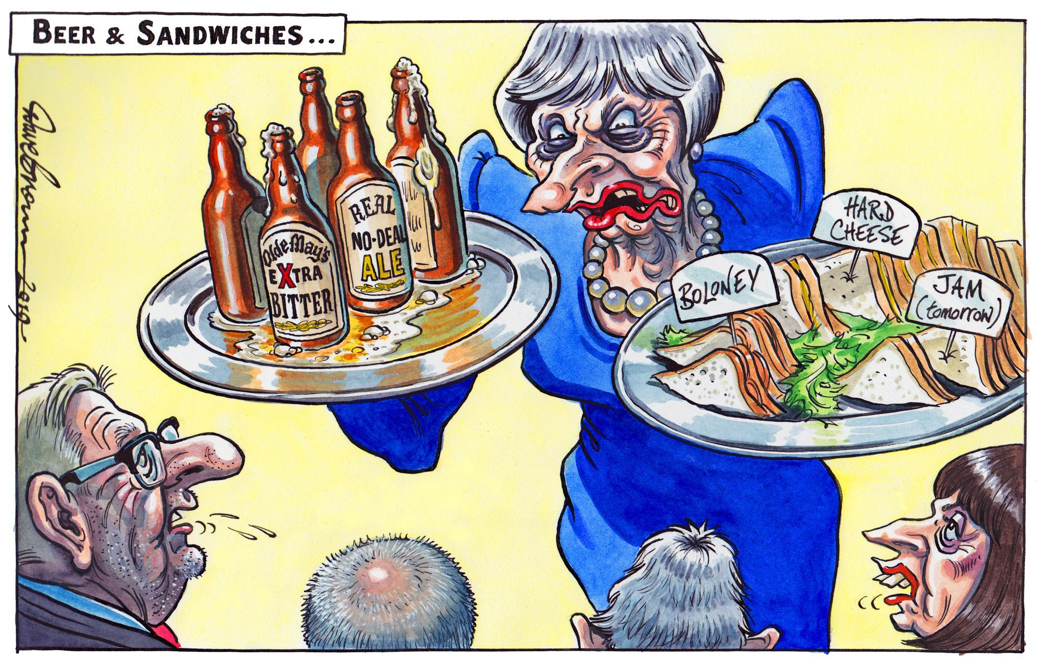 Daily News Cartoons On Politics Brexit And World News The Independent