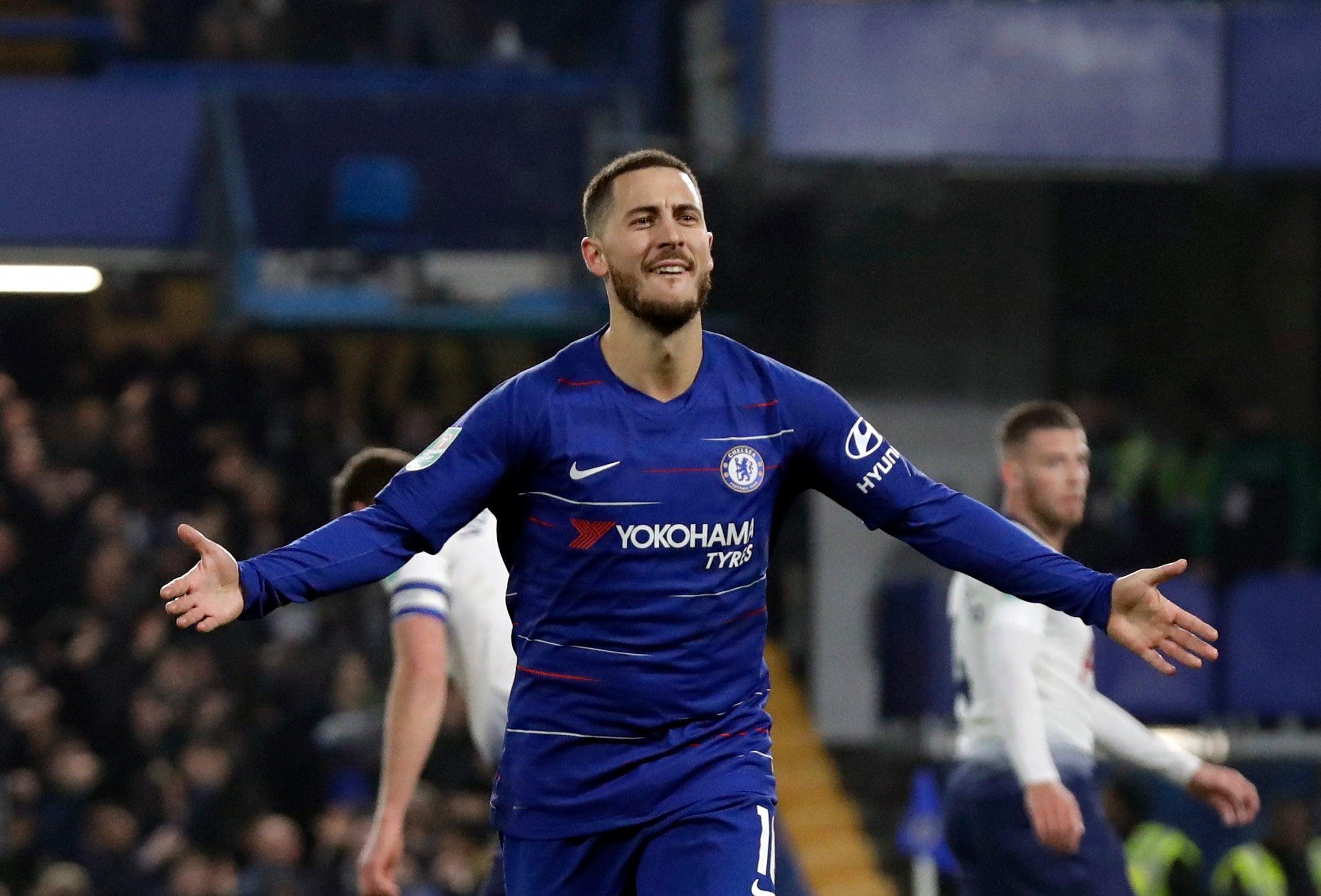 Chelsea transfer news: Eden Hazard is free leave Stamford Bridge if he wants, says Maurizio Sarri