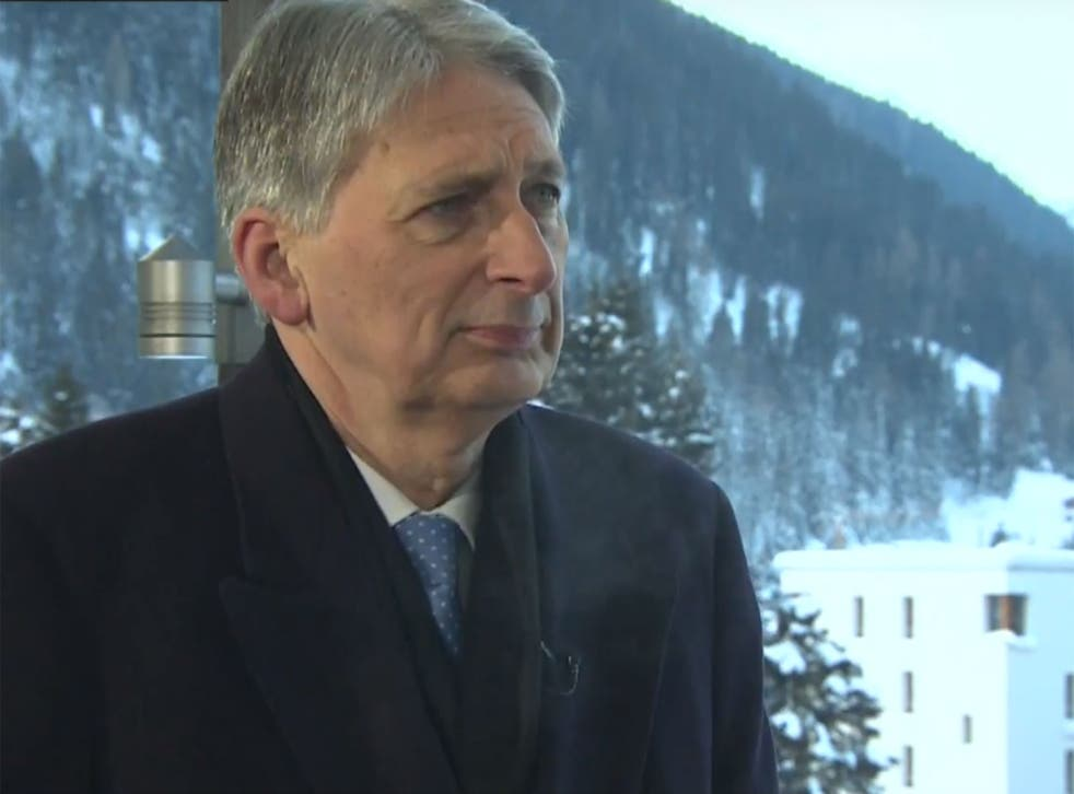 In a cold place: the latest GDP numbers represent bad news for the Chancellor