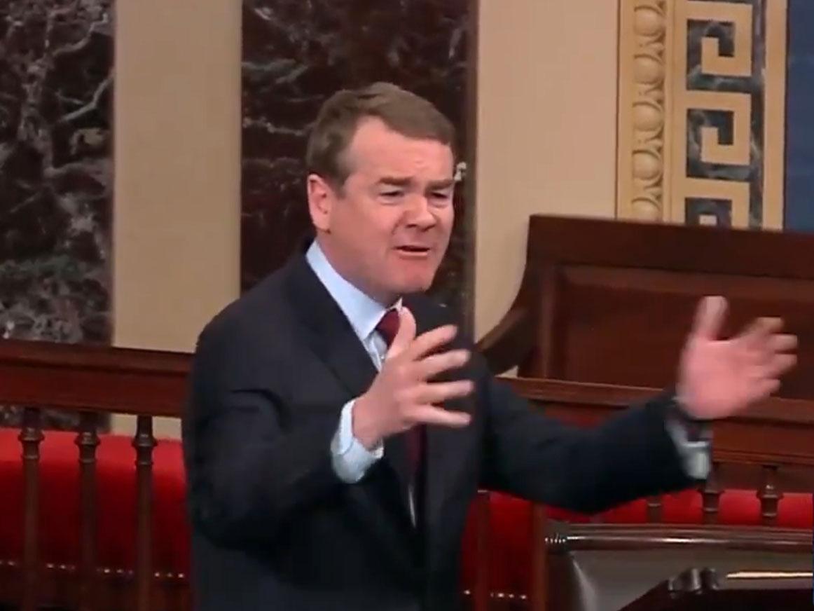 Government Shutdown Colorado Senator Blasts Ted Cruz S