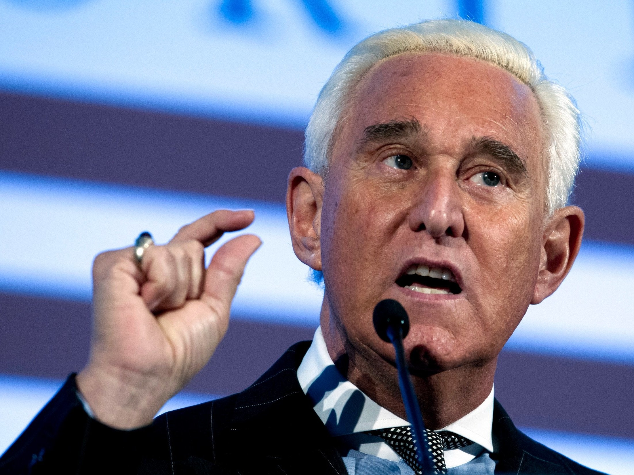 Roger stone fired from bob dole campaign