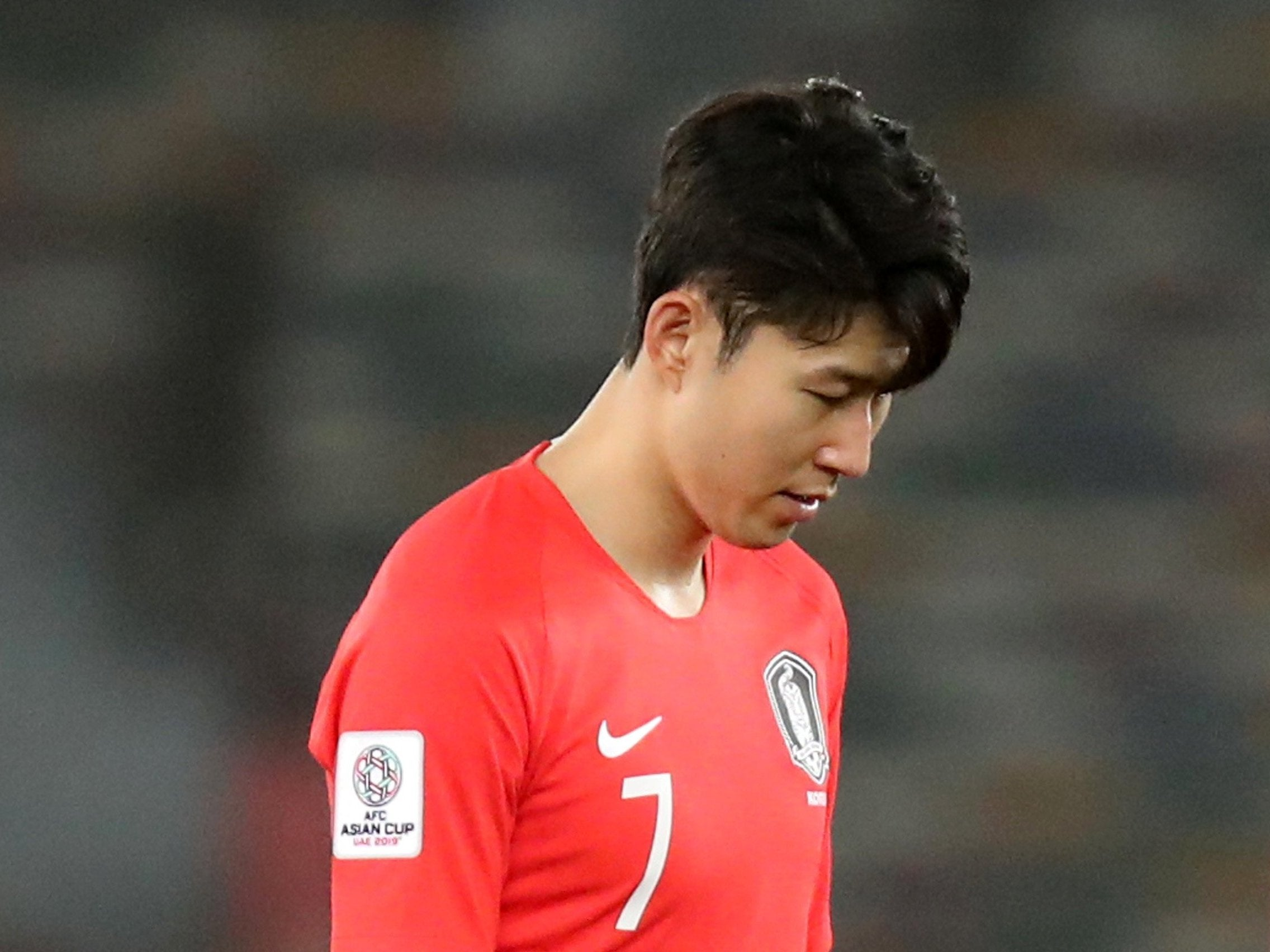 Tottenham forward son heung min to return early from asian for Son heung min squadre attuali