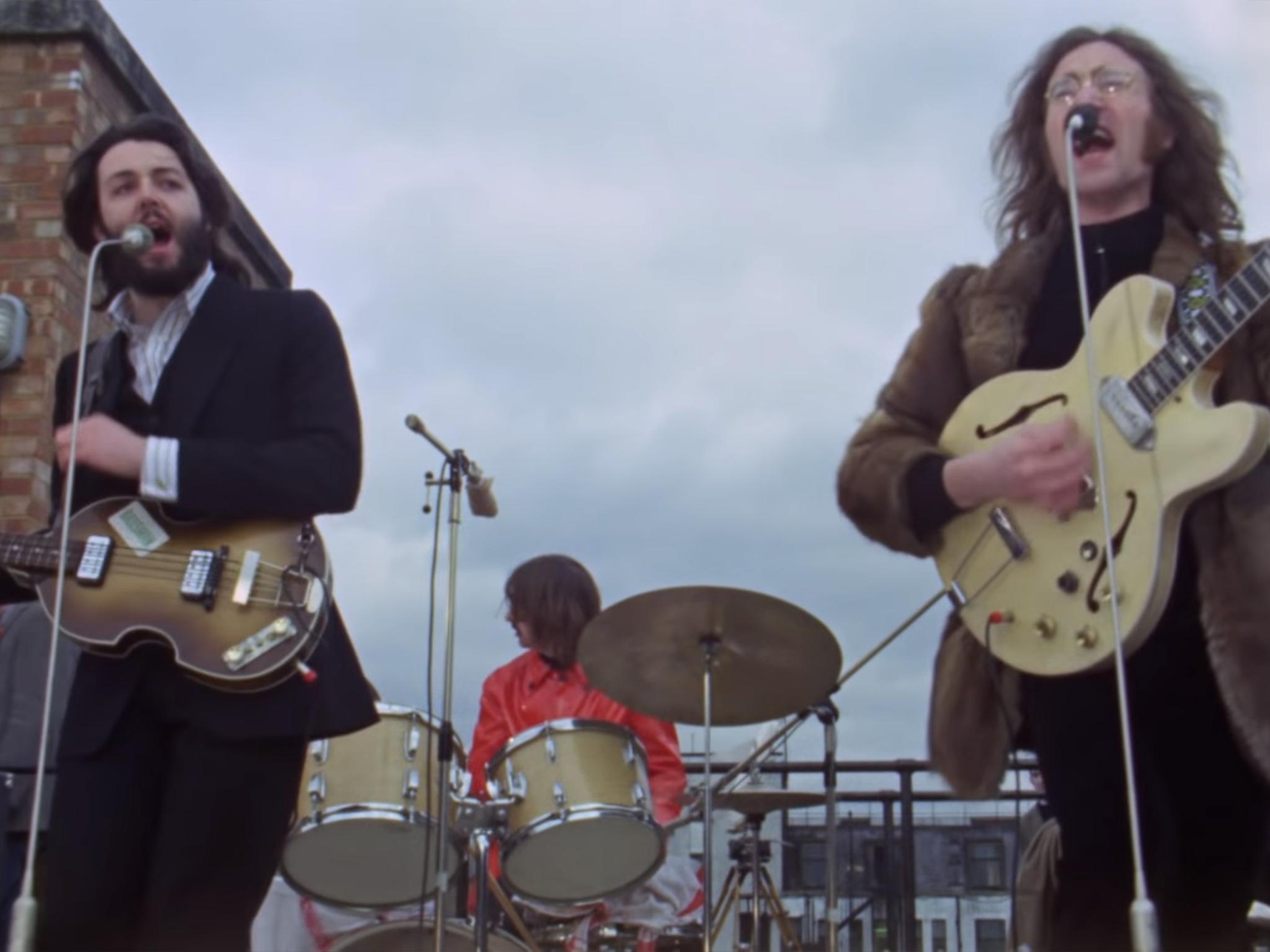 Beatles top 50 songs