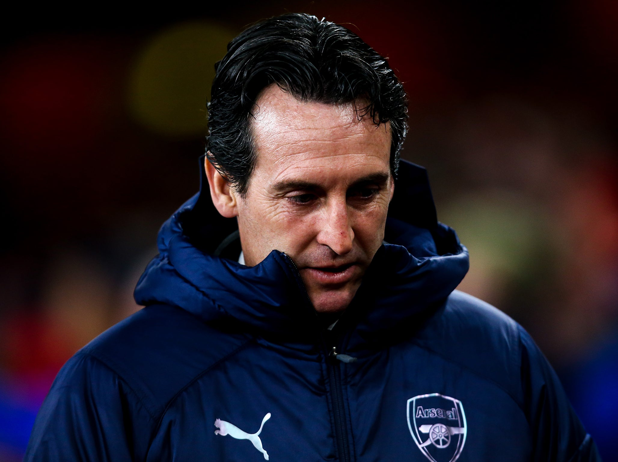 f788afb2f Arsenal lose both Laurent Koscielny and Sokratis against Manchester United  to leave Unai Emery feeling the heat