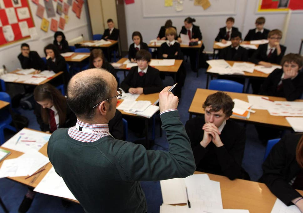 Teachers could be assisted into job shares with a matchmaking-style service in a move hoped to stem experienced staff deserting the profession, the education secretary has said.