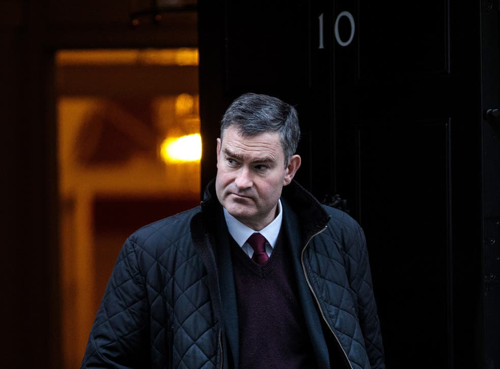 Replace prison terms with robust community orders, Gauke says