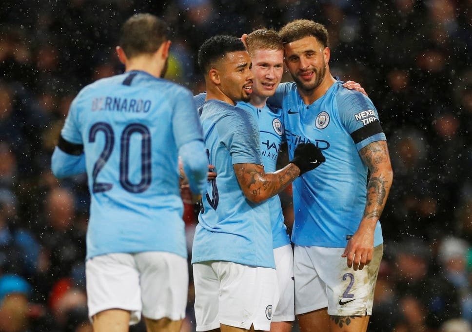 newest 2acee 9ac0e Manchester City vs Burnley: Kevin De Bruyne inspires rout of ...