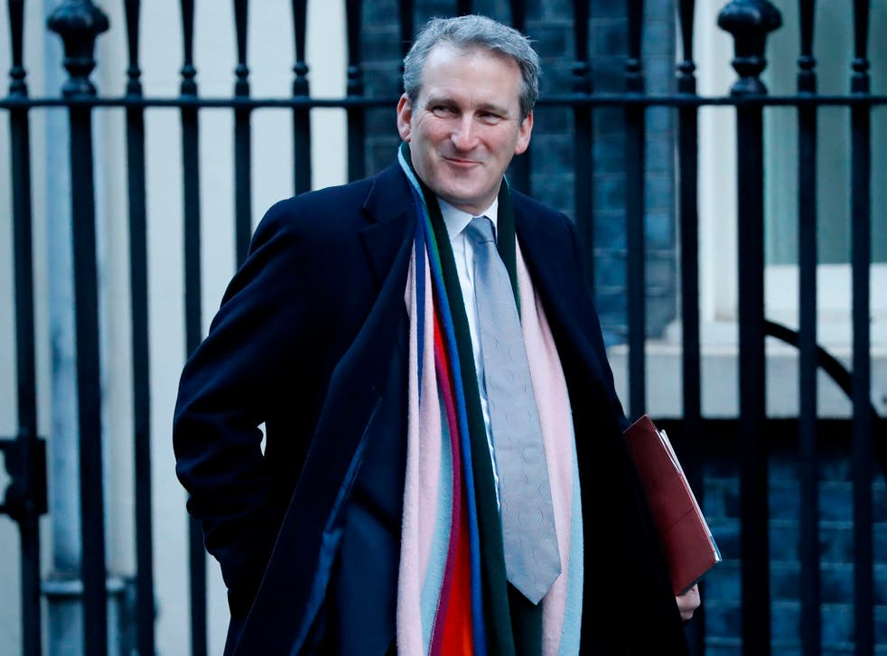 Damian Hinds, the education secretary, said exclusions must be used as a last resort