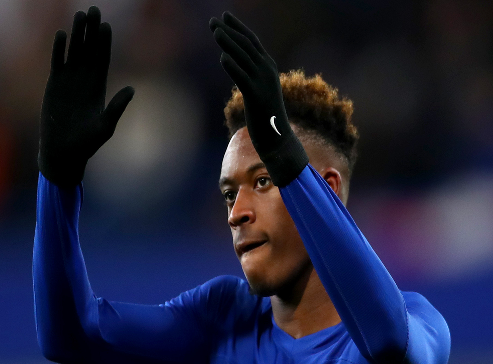 Callum Hudson-Odoi has appeared 17 times in the Premier League this term
